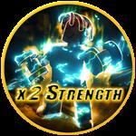 Roblox Muscle Legends - Shop Item x2 Strength