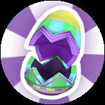 Roblox Robloxian Highschool - Badge You got the the Star Creaeggtor Egg!