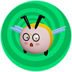 Roblox Save The Bees Simulator - Badge You Saved Brainy Bee