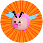 Roblox Save The Bees Simulator - Badge You Saved Bubblegum Bee
