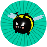 Roblox Save The Bees Simulator - Badge You Saved Bumble Bee