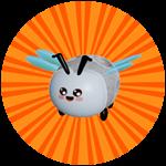 Roblox Save The Bees Simulator - Badge You Saved Moon Bee