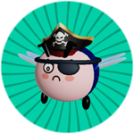 Roblox Save The Bees Simulator - Badge You Saved Pirate Bee