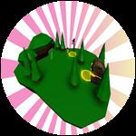 Roblox Shampoo Simulator - Badge Garden Island