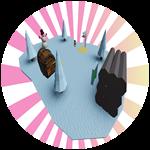 Roblox Shampoo Simulator - Badge Snow Island