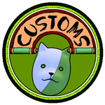 Roblox Shindo Life - Badge Gifted: Customs