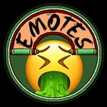 Roblox Shindo Life - Badge Gifted: Disgusting Emotes