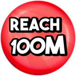Roblox Sled Simulator - Badge 100M Total Distance