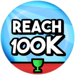 Roblox Sled Simulator - Badge 100k Total Distance