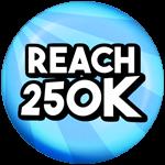 Roblox Sled Simulator - Badge 250K Total Distance