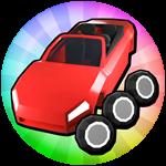 Roblox Sled Simulator - Shop Item Car Pack
