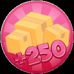 Roblox Tapping Gods - Shop Item +250 Pet Storage