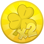 Roblox Tapping Gods - Shop Item 2x Secret Pet Luck
