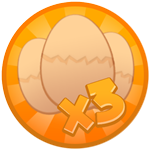 Roblox Tapping Gods - Shop Item Triple Egg Hatching
