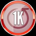 Roblox Treasure Hunt Simulator - Badge 1000 Rebirths