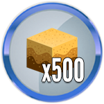 Roblox Treasure Hunt Simulator - Badge 500 Sand Dug