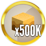 Roblox Treasure Hunt Simulator - Badge 500K Sand Dug