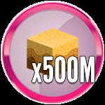 Roblox Treasure Hunt Simulator - Badge 500M Sand Dug