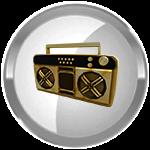 Roblox Treasure Hunt Simulator - Badge Boombox