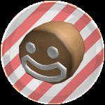 Roblox Treasure Hunt Simulator - Badge Gingerbread Man