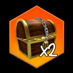 Roblox Treasure Hunt Simulator - Shop Item Double Chest Value