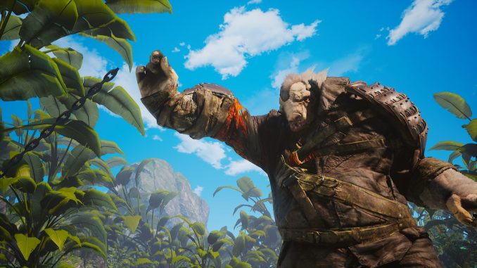 BIOMUTANT – How to FIX blurry graphics – really disable Anti Aliasing. 1 - steamlists.com