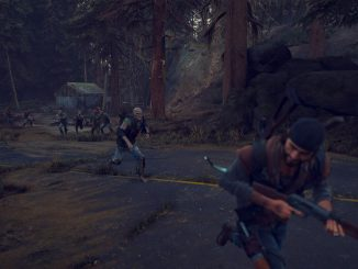 Days Gone – How to get inside the checkpoint Nero (NERO) 1 - steamlists.com