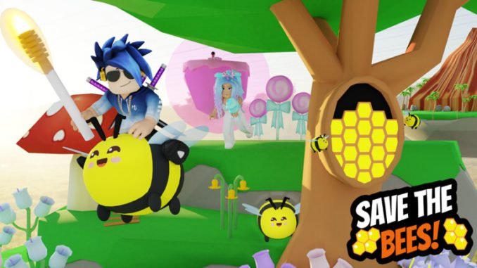 Roblox – Save The Bees Simulator Codes (May 2021) 27 - steamlists.com