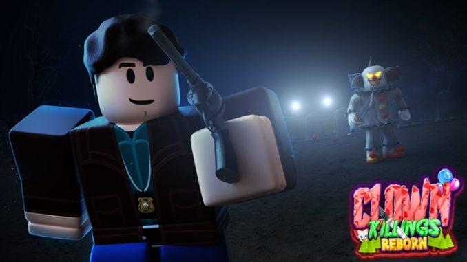 Roblox – The Clown Killings Reborn Codes (May 2021) 1 - steamlists.com
