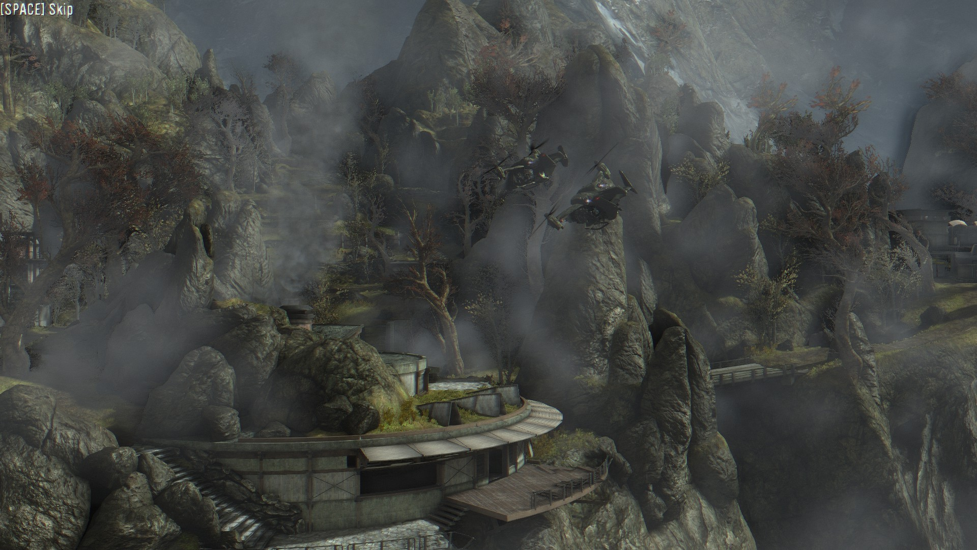 Halo: The Master Chief Collection - SMAA Anti Aliasing and Chromatic Aberration Guide
