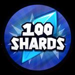 Roblox Anime Run - Badge 100 Shards