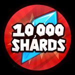 Roblox Anime Run - Badge 10K Shards