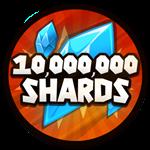 Roblox Anime Run - Badge 10M Shards