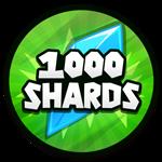Roblox Anime Run - Badge 1K Shards