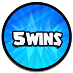 Roblox Anime Run - Badge 5 Wins
