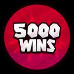 Roblox Anime Run - Badge 5K Wins