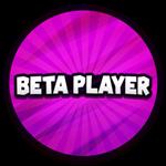 Roblox Anime Run - Badge Beta Player