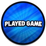 Roblox Anime Run - Badge Played Game