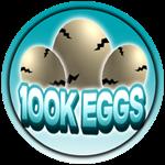Roblox Apex Simulator - Badge 100K Egg Hatched