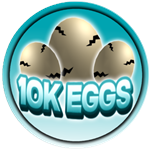 Roblox Apex Simulator - Badge 10K Egg Hatched