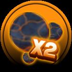 Roblox Apex Simulator - Shop Item x2 Magma