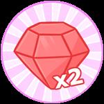 Roblox Baby Simulator - Shop Item X2 Gems