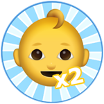 Roblox Baby Simulator - Shop Item x2 Happiness