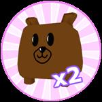 Roblox Baby Simulator - Shop Item x2 Pet XP