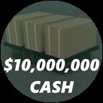Roblox Bank Tycoon 2 - Badge $10,000,000 Cash!