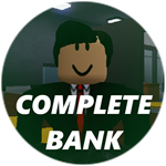 Roblox Bank Tycoon 2 - Badge Complete the Bank!