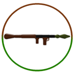 Roblox Bank Tycoon 2 - Shop Item RPG (Rocket Launcher)