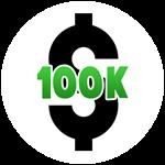Roblox Bank Tycoon - Badge 100K