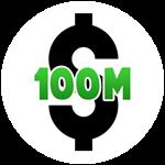 Roblox Bank Tycoon - Badge 100M