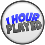 Roblox Bank Tycoon - Badge YOU PLAYED FOR AN HOUR!?!